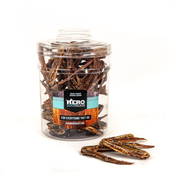 BULK Dehydrated Duck Wing 815g (45 pieces)