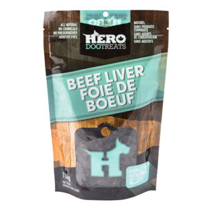 DEHYDRATED BEEF LIVER – 114G