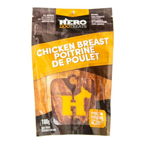 Dehydrated Chicken Breast – 100g