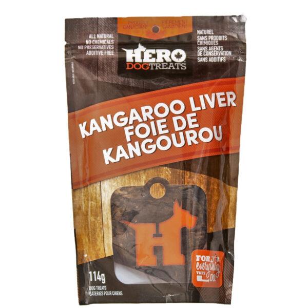 Dehydrated Kangaroo Liver – 114g