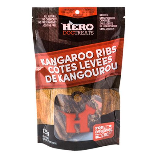 Dehydrated Kangaroo Ribs – 125g