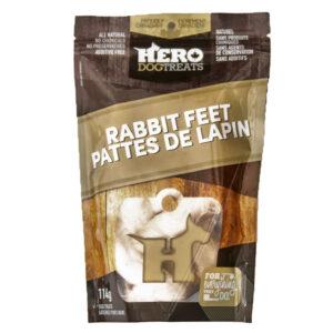 Dehydrated Rabbit Feet – 114g