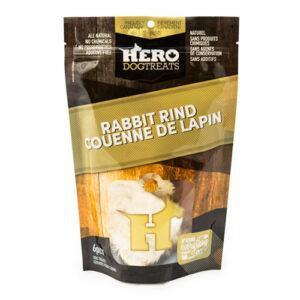 Dehydrated Rabbit Rind – 6 pcs